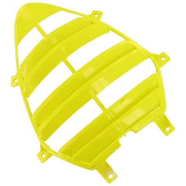 Dekorblende Frontverkleidung Sport gelb 1020304-3-G