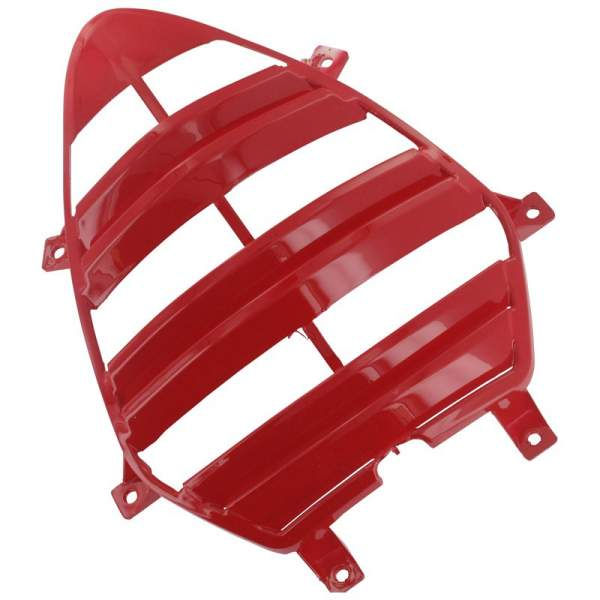 Dekorblende Frontverkleidung Sport rot 1020304-3-R