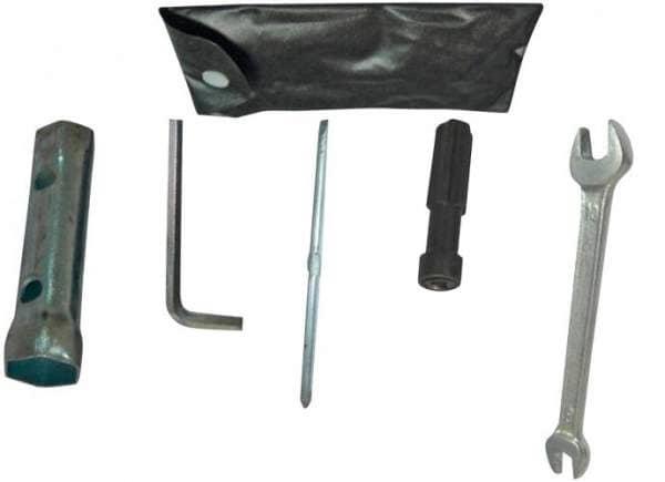 Bordwerkzeug Werkzeugset Jonway 1210008-2-4T125