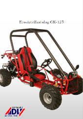Adly Go-Kart 125 GK-125