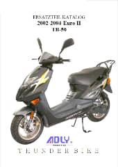 Adly Thunderbike 50