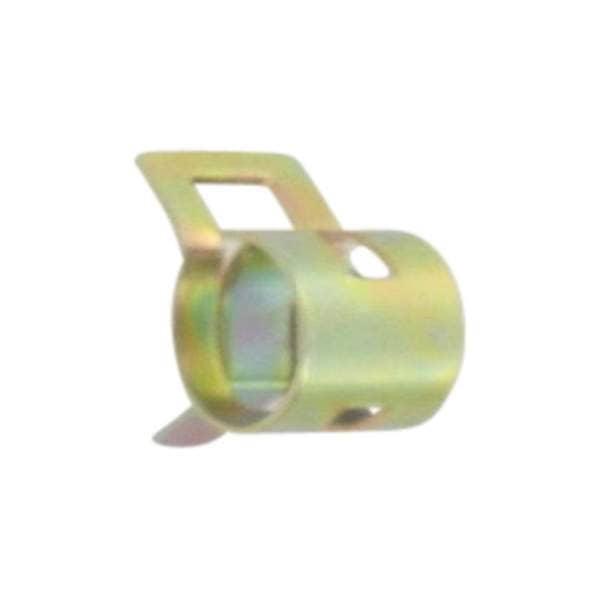Federschelle 5mm gelb verzinkt Klemme 1170308-1-4T125