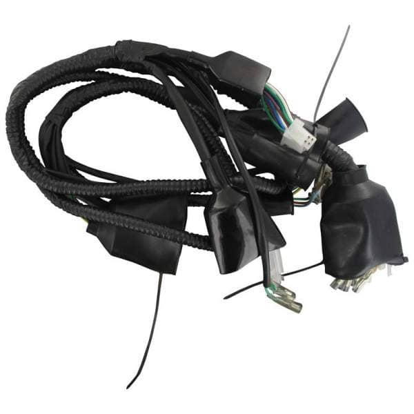 Kabelbaum Widerstandskomponente nicht benötigt 1070401-6-45 Motorroller.de Kabelsatz Stromverteiler