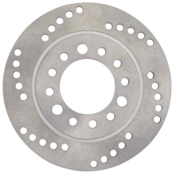 Bremsscheibe vorn silber 180x58x4mm 10.5mm Bohrung 1100207-3-1-4T125