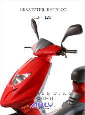 Adly Thunderbike 125