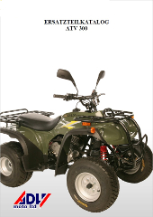 ATV 300 Utility