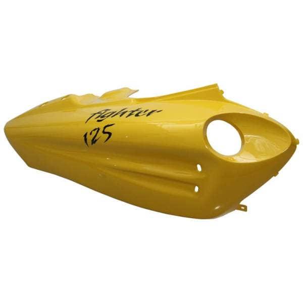 Heckverkleidung rechts Dekor 125 gelb 1020310-1-A-G